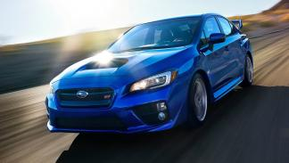 Deportivos sólo cambio manual Subaru WRX STI