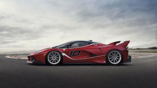 Ferrari FXX K lateral