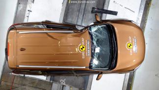 Kia Sorento 'crash test' Euro NCAP