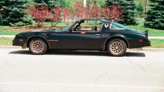 Pontiac Firebird Trans Am Special Edition - lateral