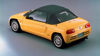 Honda Beat - trasera