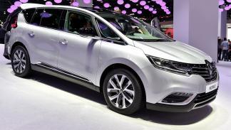 Renault Espace delantera