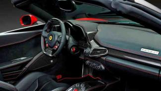 Ferrari Sergio interior