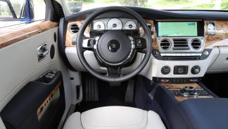 Rolls-Royce Ghost Series II interior