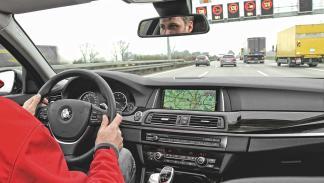 Asistente atascos BMW 3