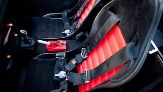 Fahlken Larea GT1 S12 asientos