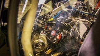 Golf III de Asgard de 1.500 CV motor