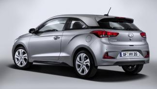 Hyundai i20 Coupe trasera