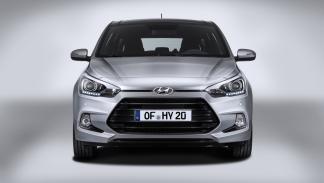 Hyundai i20 Coupe morro