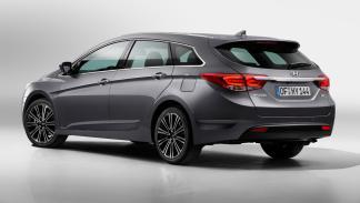 Hyundai i40 2015 - carrocería familiar - trasera