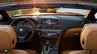 BMW Serie 6 cabrio 2015 interior