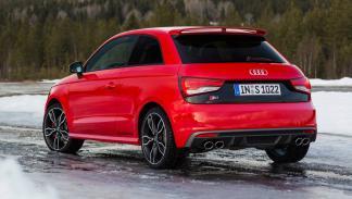 rivales nuevo Mini John Cooper Works Audi S1 trasera