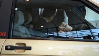 Felipe VI recibe su primer coche