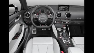 Audi RS3 Sportback 2015 - interior