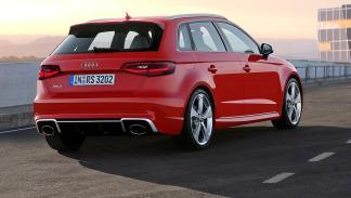 Audi RS3 Sportback 2015 - trasera