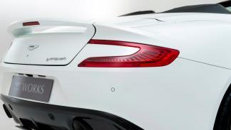 Aston Martin Works 60th Anniversary Vanquish trasera