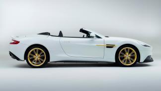 Aston Martin Works 60th Anniversary Vanquish lateral