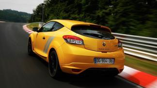 Renault Mégane RS 275 Trophy-R trasera