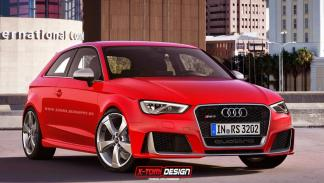 Audi RS3 3 puertas