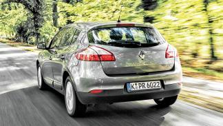 Renault Mégane trasera