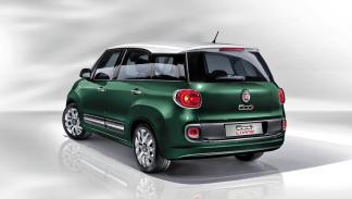 Fiat 500L Living trasera