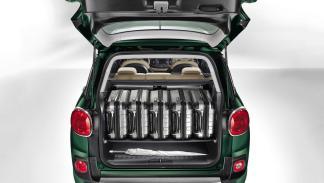 Fiat 500L Living maletero