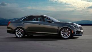 Cadillac CTS-V 2016 perfil