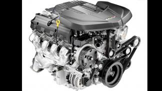Cadillac CTS-V 2016 motor