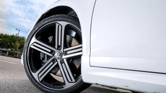 Volkswagen Scirocco R ruedas