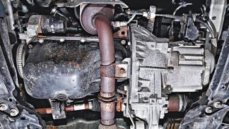Transmisión Lancia Ypsilon