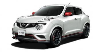 Nissan Tokio Auto Salon 2015 Juke Nismo RS