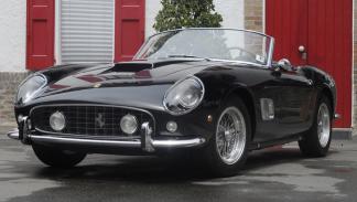 coches más caros subastados 2014 Ferrari 250GT California SWB
