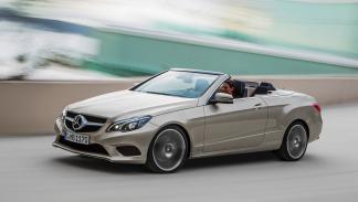 Mercedes Clase E Cabrio 2014