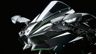 Kawasaki Ninja H2 frontal 2