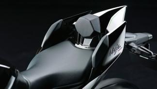 Kawasaki Ninja H2 asiento