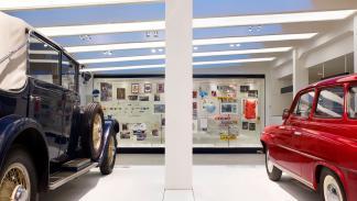 Museo Skoda coches