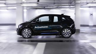 BMW i3 CES 2015 lateral