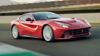 coches Gordo Lotería Ferrari F12berlinetta