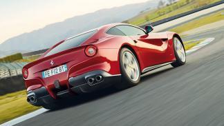 superdeportivos comprarte El Gordo Ferrari F12berlinetta