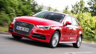 Coches lotería compactos Audi A3 e-tron