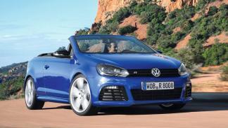 Coches lotería compactos Volkswagen Golf R Cabrio