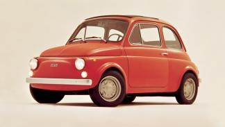 coches menos potentes historia Fiat Nouva 500