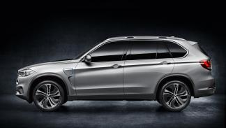 BMW X5 eDrive lateral