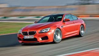 BMW M6 Coupé delantera
