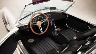 Shelby Cobra 427 50 Aniversario interior