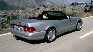 comprar coches antes revaloricen Mercedes SL R129 zaga