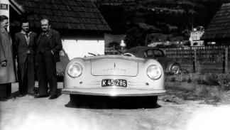 curiosidades Porsche 356