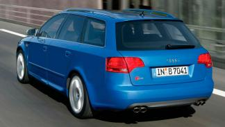 Audi S4 Avant - Trasera