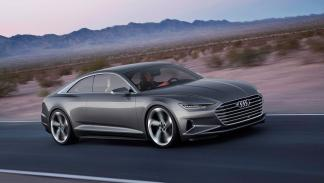 Audi Prologue Piloted Driving Concept dinamica