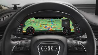 Audi tecnología CES 2015 virtual cockpit